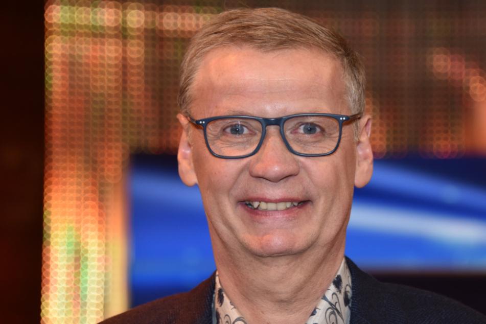Moderator Günther Jauch (64)