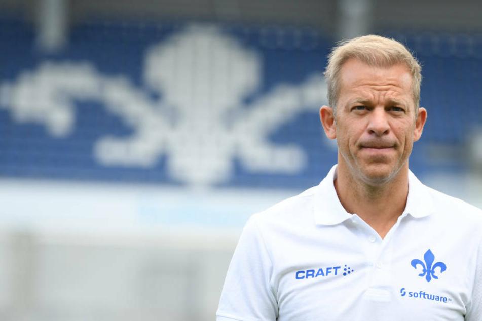 Als Nachfolger von Dimitrios Grammozis tritt der neue Lilien-Coach Markus Anfang (46) ein schweres Erbe an.