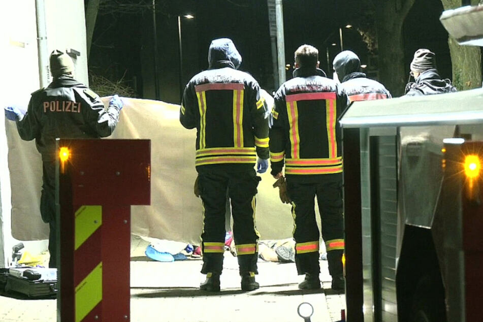 Messerstecherei in Gelsenkirchen: 19-Jähriger stirbt, zwei weitere schwer verletzt