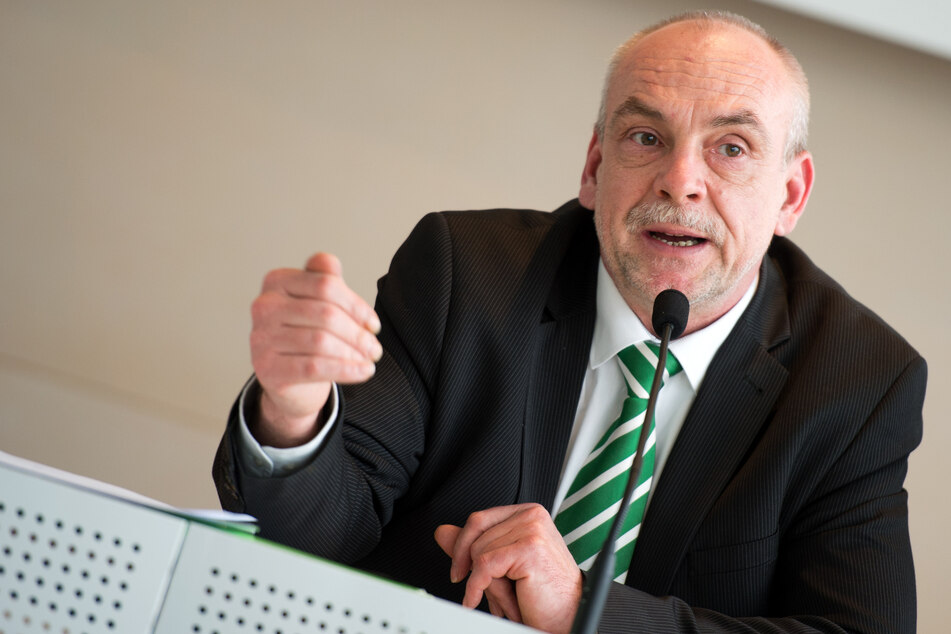 SLV-Chef Jens Weichelt.