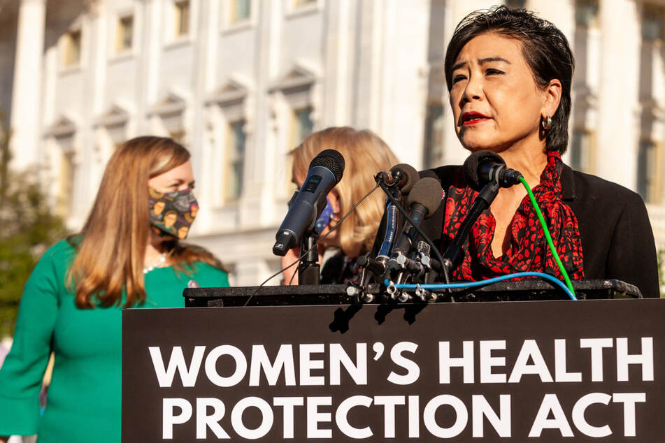 US House passes Women's Health Protection Act in response to Texas abortion ban
