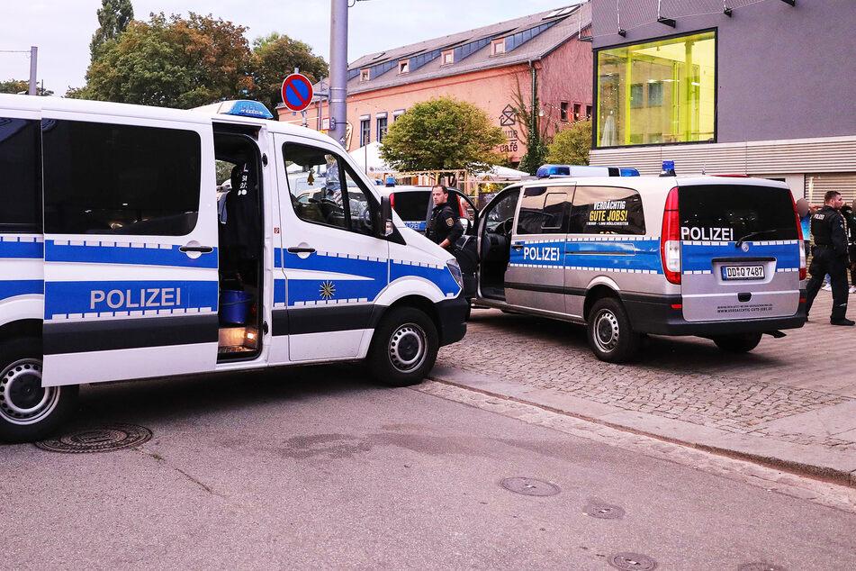 Polizei krempelt wieder Neustadt um: Gewalt überschattet Szene-Viertel