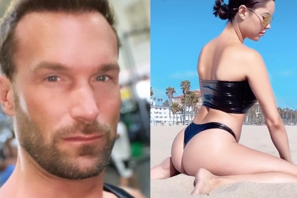 """Bastian Yotta zeigt Freundin Marisol in Lack und Leder und fühlt sich wie ein """"echter Mann"""""""