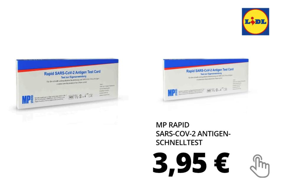 MP Rapid Schnelltest
