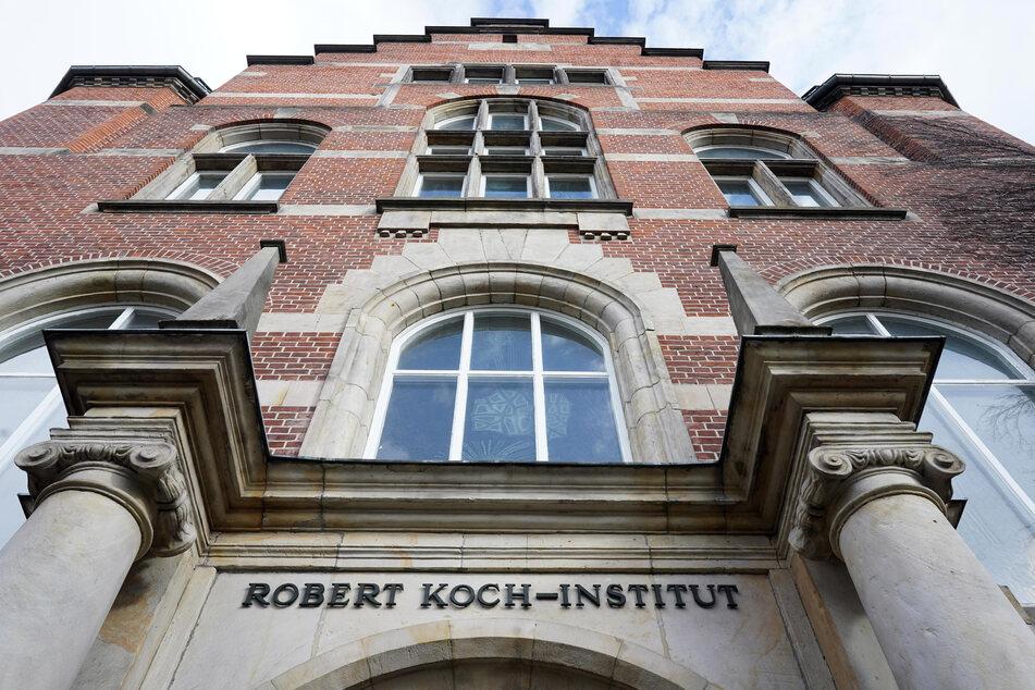 Das Robert Koch-Institut ist die deutsche Bundesoberbehörde für Infektionskrankheiten und nicht übertragbare Krankheiten. (Archivbild)