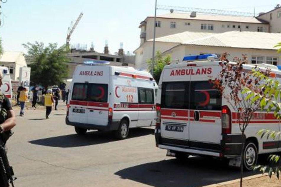 Anschlag in der Türkei! Sechs Polizisten getötet