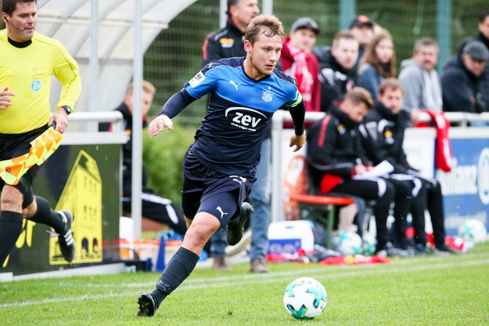 Robert Koch (35) spielte von Ende Januar 2017 bis Anfang Juli 2018 auch für den FSV Zwickau.