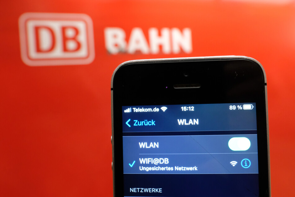 Freies WLAN ist an vielen Bahnhöfen in Deutschland noch nicht verfügbar.