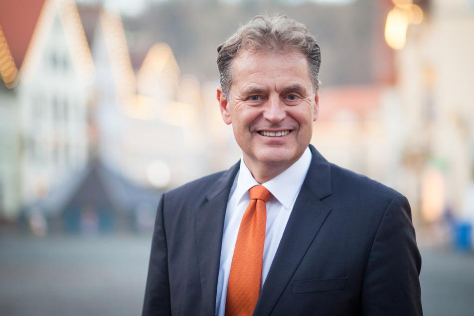 Hat auch unterzeichnet: Schwäbisch Gmünds Oberbürgermeister Richard Arnold.