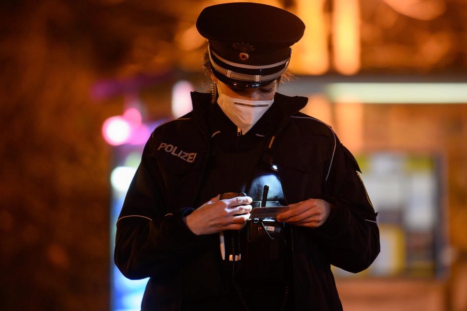 Sachsenweit werden die Polizeikontrollen verstärkt.