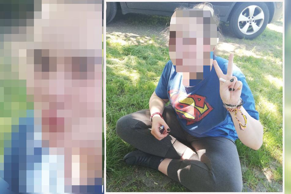 Die Polizei veröffentlichte ein Foto der vermissten 15-Jährigen aus Rüdesheim.