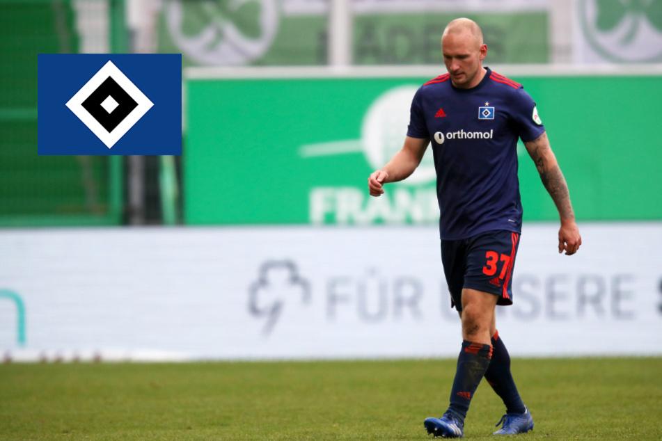 HSV-Abwehrchef Leistner schwer verletzt: Wem vertraut Coach Thioune jetzt?