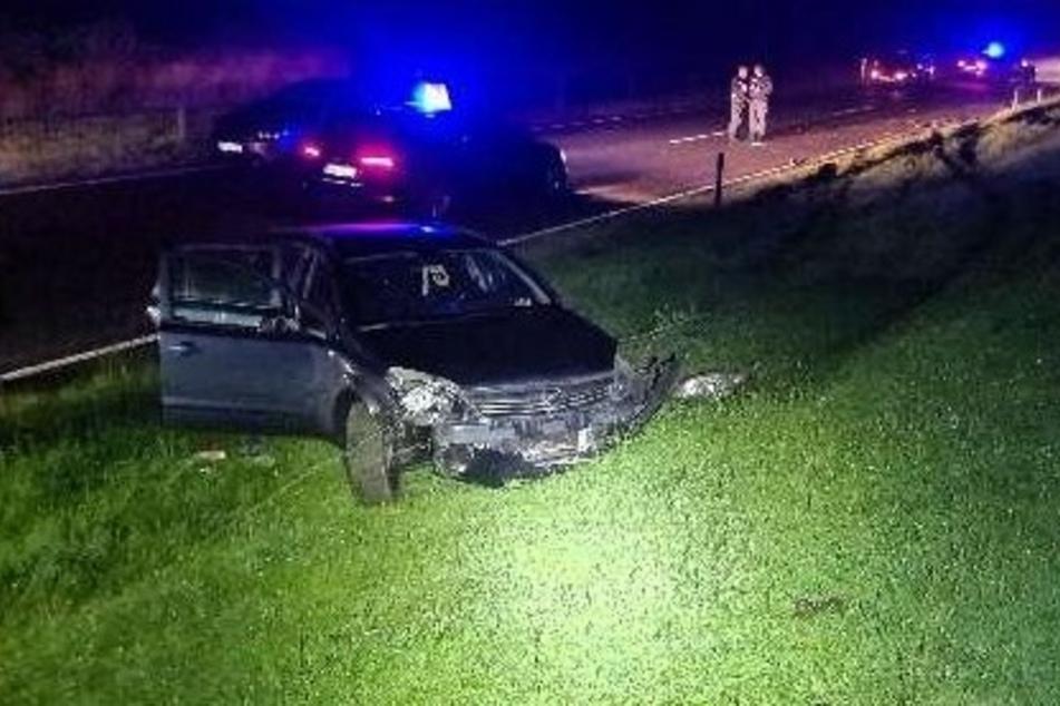 Das Fahrzeug war nicht mehr fahrbereit und musste abgeschleppt werden.