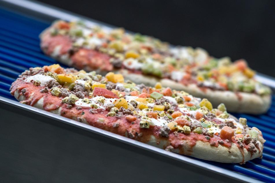 Pizzen und andere tiefgefrorene Gerichte sind in der Corona-Zeit offensichtlich super beliebt. (Archivbild)