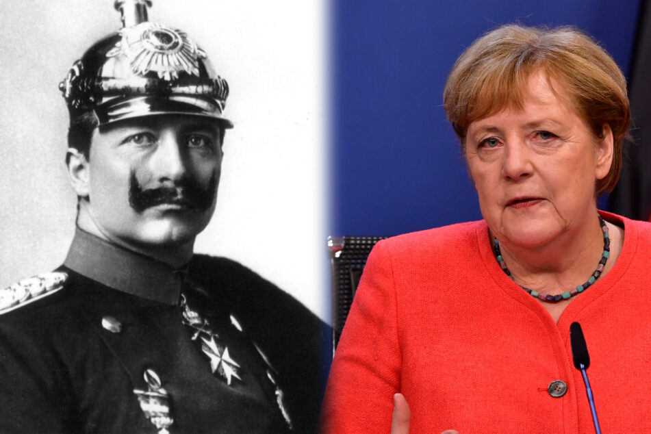 """""""Merkel muss weg! Es lebe der Kaiser"""": Irre Flugblätter aufgetaucht"""