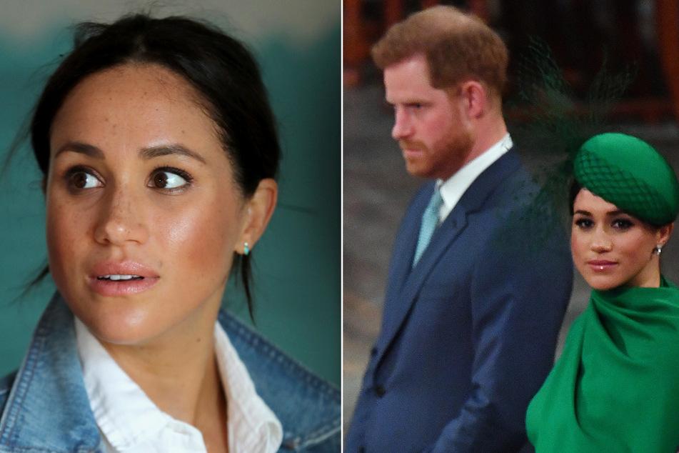Königlicher Skandal? Laut Bericht schwere Krise bei Harry und Meghan