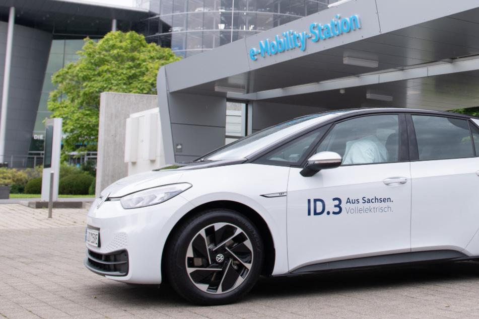 VW-Elektroauto fährt zum Start enttäuschende Wertung ein
