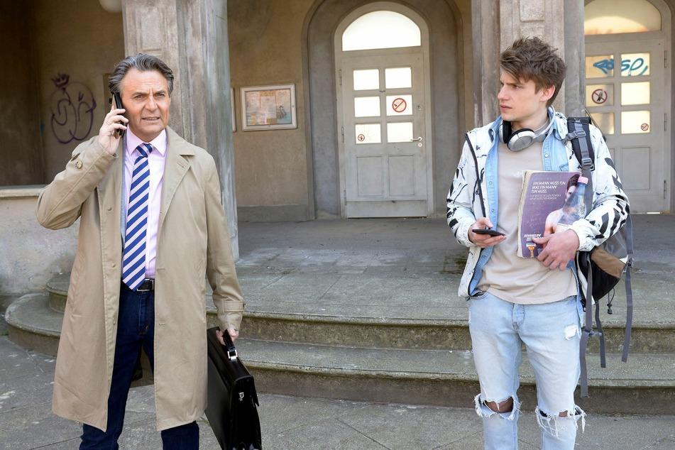 Diese erste Begegnung klingt nach: Jo Gerner trifft auf Yvonnes Sohn Moritz.