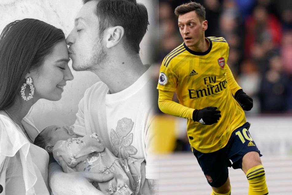 Mesut Özil und seine Frau sind Eltern geworden
