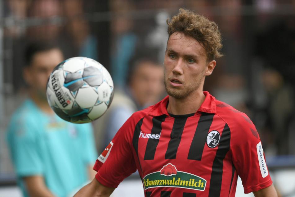 Kickt künftig für Lissabon: Luca Waldschmidt.