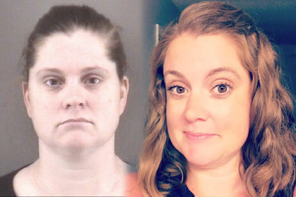 Erin Kaczmarek sitzt derzeit in der Haftanstalt von Forsyth County ein.