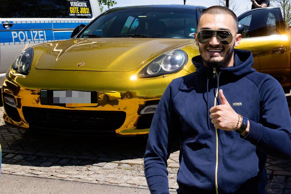 Dresden: Goldporsche wieder an den Goldstrand? Bulgare will Papas Flitzer heimholen