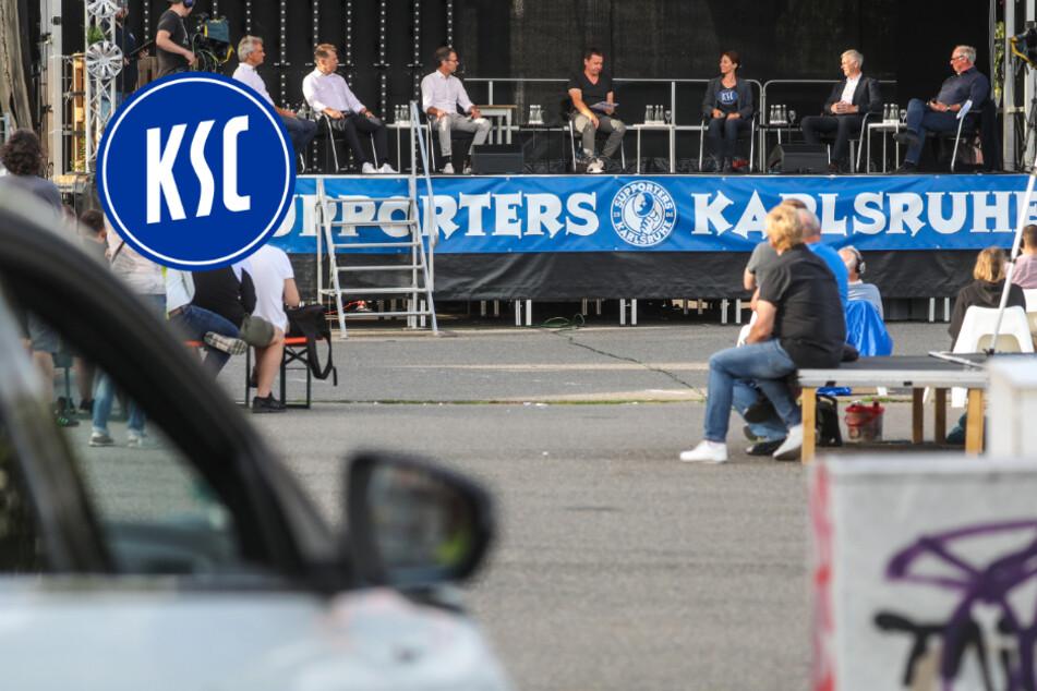 Heute ist es soweit: KSC-Mitglieder wählen neuen Präsidenten