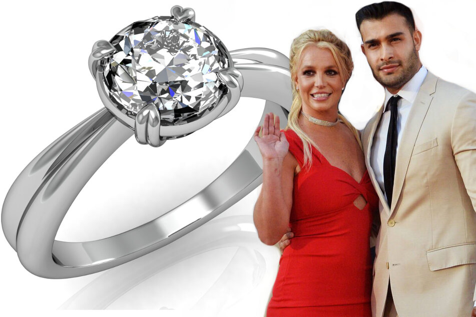 Is Britney Spears' boyfriend about to put a ring on it?