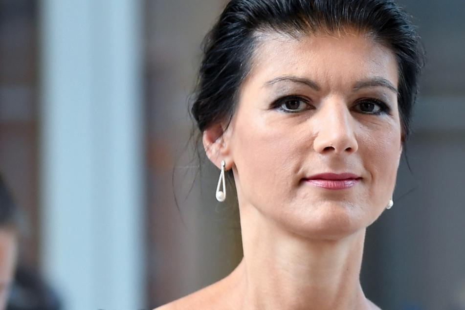 """Sahra Wagenknecht im Playboy: """"Keinen Sex-Appeal entdeckt"""""""