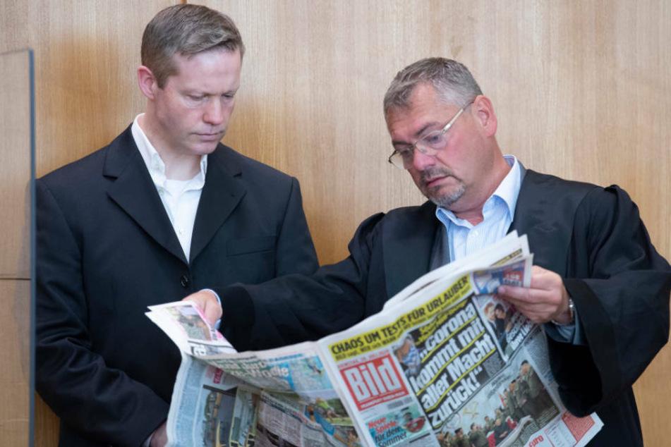 Pflichtverteidiger Frank Hannig in Lübcke-Prozess abberufen