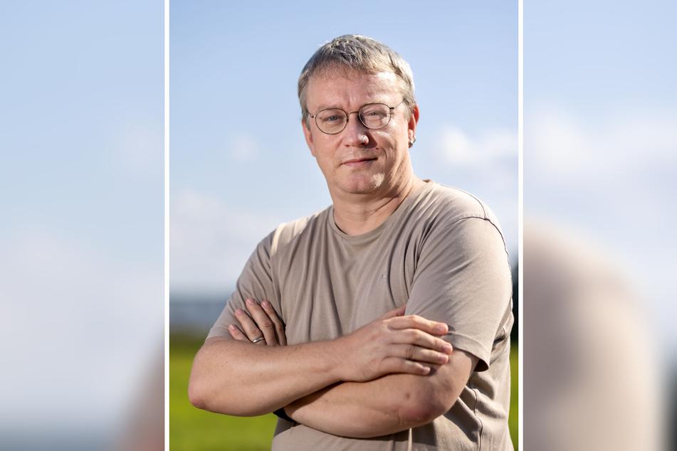 Kreiselternrat Thomas Brewig (59) hofft, dass der Präsenzunterricht in Schulen bleibt.