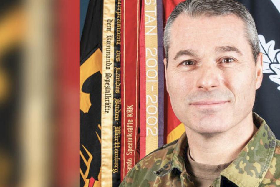 Bundeswehr-Munitionsaffäre: Vorermittlungen gegen KSK-Chef Kreitmayr
