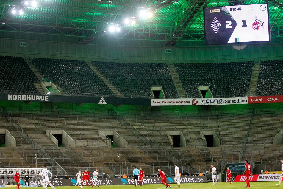"""Kuriose Geisterspiel-Idee: Bei diesem Bundesligist kommen die """"Fans"""" trotzdem ins Stadion"""
