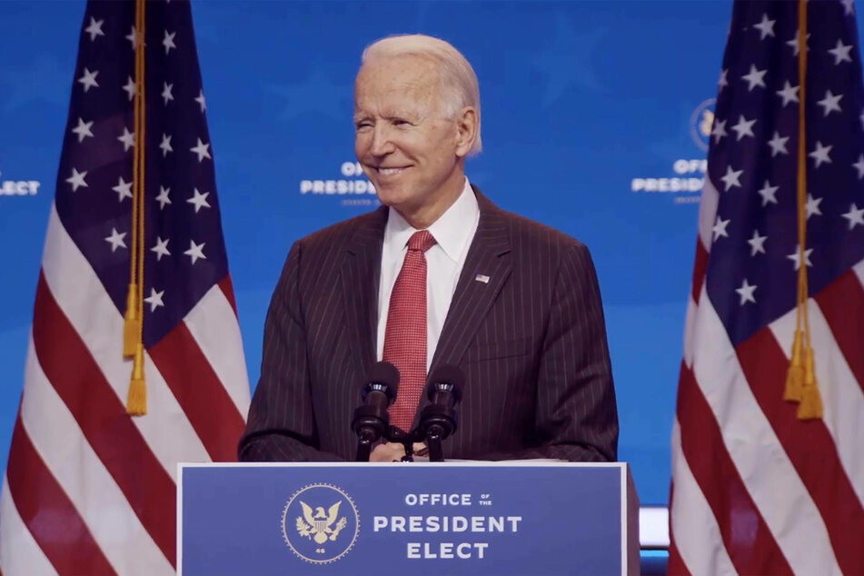 President-elect Joe Biden has been moving forward with transition preparations, despite Trump's refusal to concede.