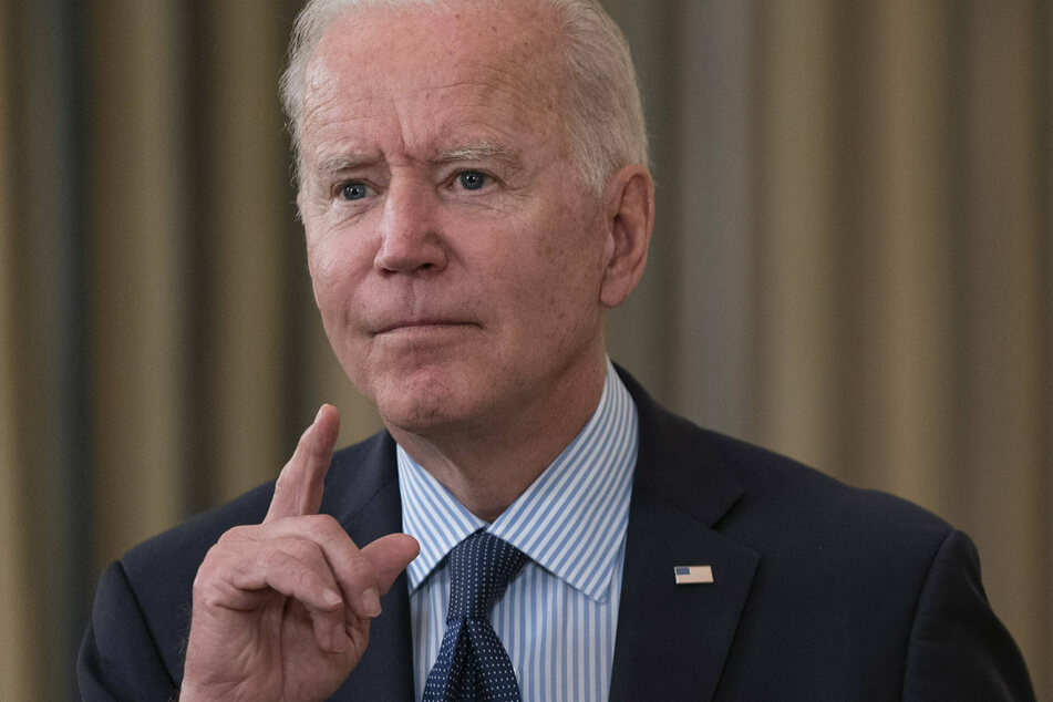 President Biden announced a change in the formula used to distribute doses.