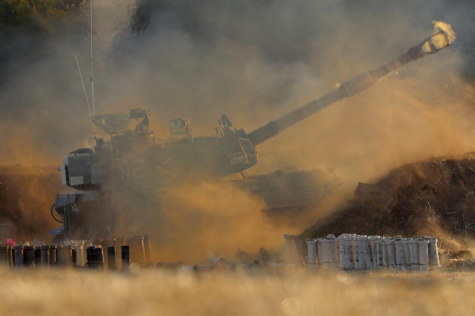 Lage spitzt sich zu: Israel greift Tunnelsystem im Gazastreifen an