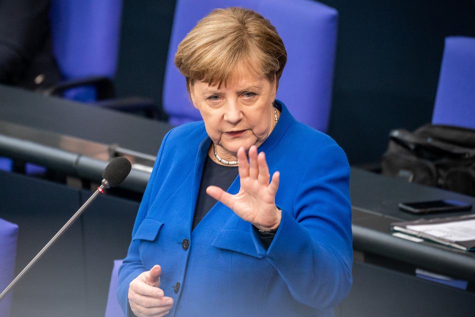 Angela Merkel (65, CDU) spricht am Mittwoch mit den ostdeutschen Regierungschefs über die Lockerungen der Corona-Beschränkungen.