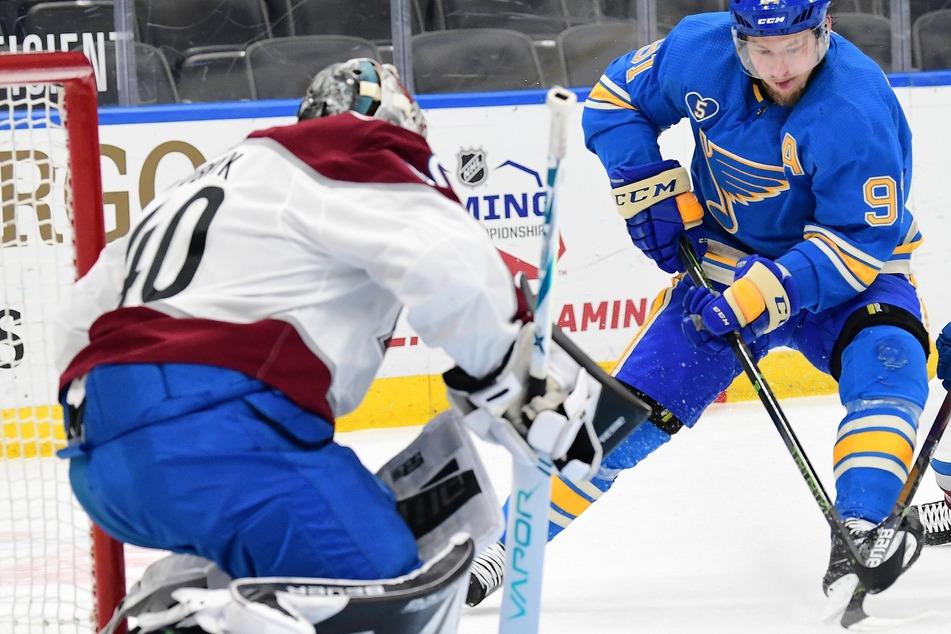 NHL: Blues bag big win at home and keep the Avalanche at bay