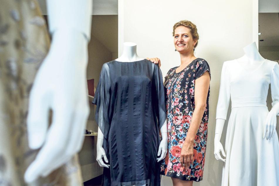 Dresdner Promi-Modedesignerin verkauft jetzt auch online