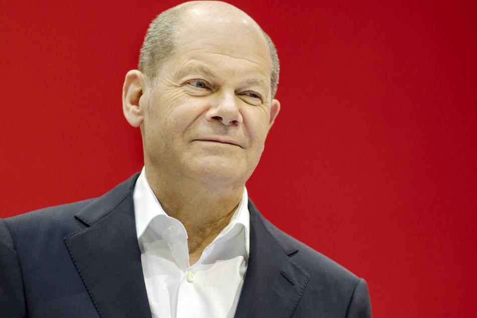 Vizekanzler und Finanzminister Olaf Scholz (62, SPD).