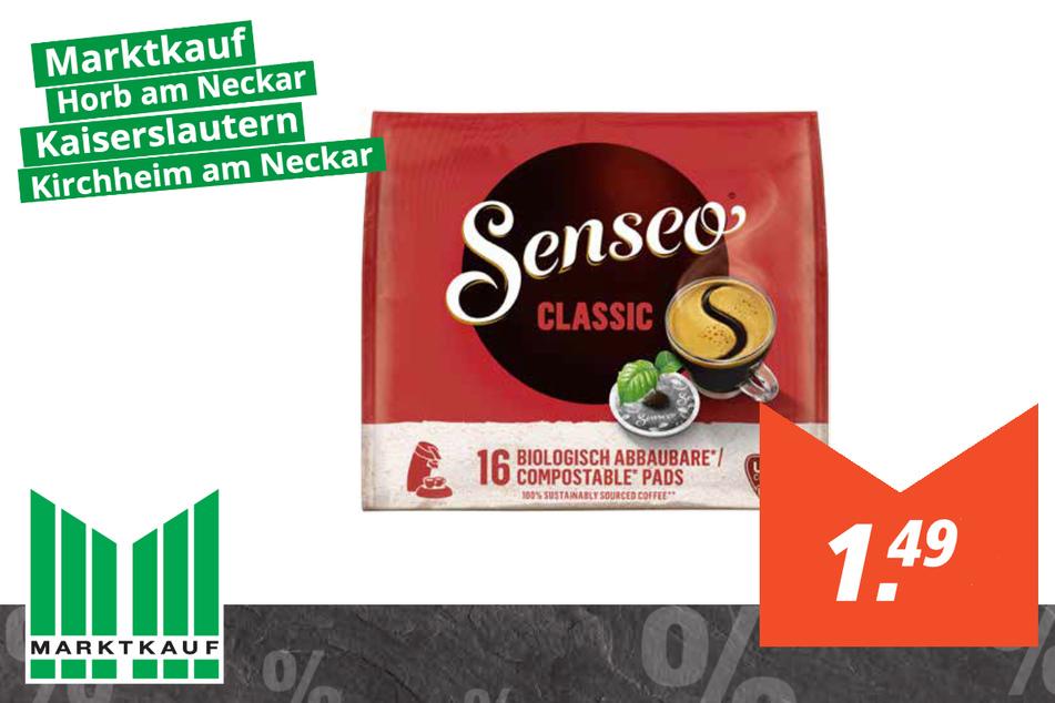 Senseo Kaffee Pads für 1,49 Euro