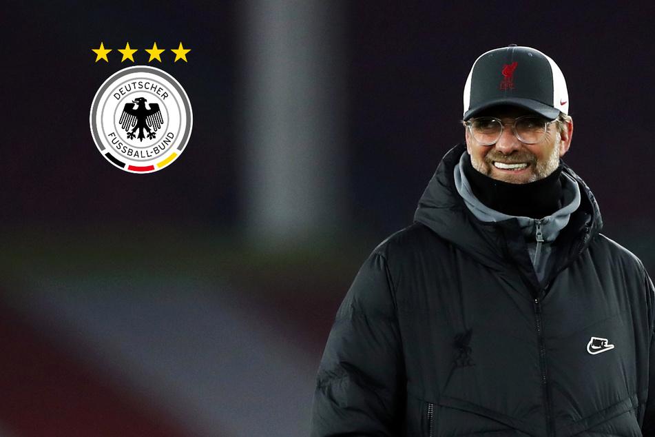 Jürgen Klopp als Nachfolger von Bundestrainer Joachim Löw? Das sagt der Liverpool-Coach