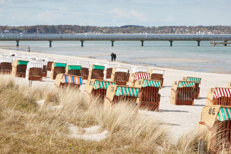 Modellregion: Tourismus startet an beliebten Ostsee-Stränden