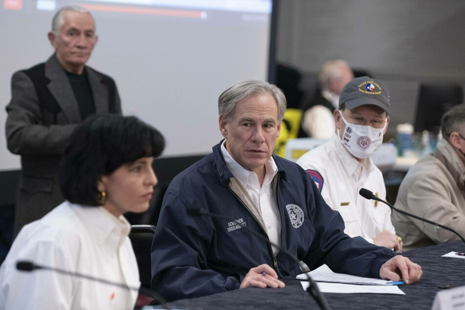 Texas Governor Greg Abbott has continuously called for looser restrictions during the pandemic.