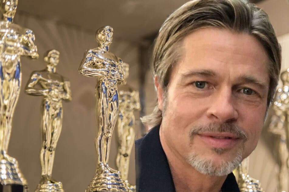 Flirting at the Oscars: Brad Pitt has a new love interest in a nominee!