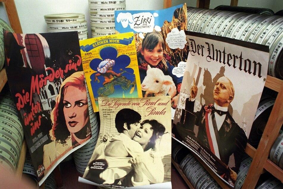 Unzählige Filmklassiker hat die DEFA auf Lager - zum 75. Geburtstag sendet der MDR viele Klassiker.