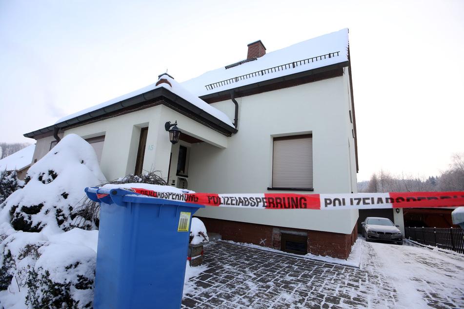 In Lichtenstein gab es zwei Tote. Die Kripo ermittelt.