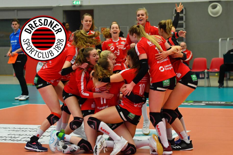 Dresdner SC braucht einen Sieg: Los, macht den Sack zu!