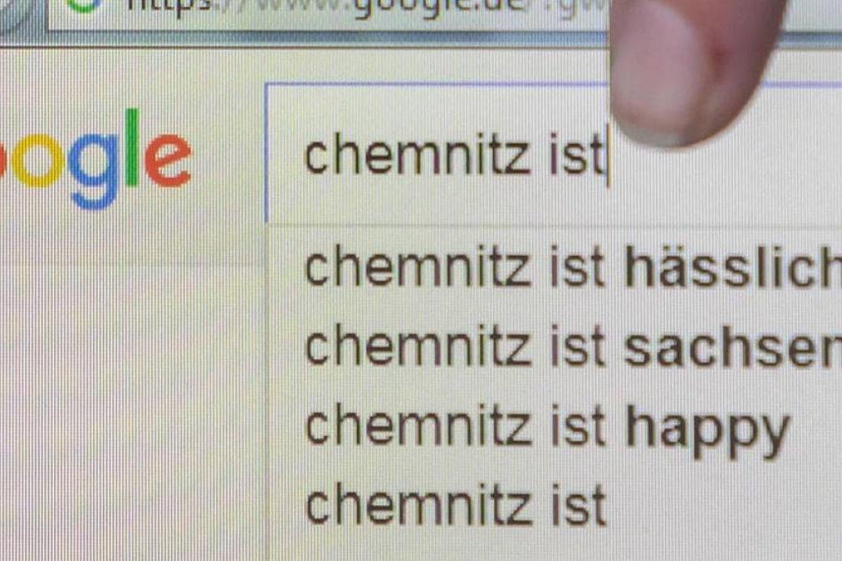 Google sagt: Chemnitz ist ... hässlich