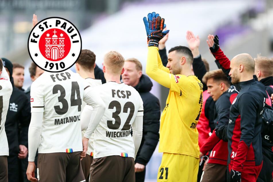 FC St. Pauli geht nach verdientem Sieg mit gutem Gefühl in die Länderspielpause